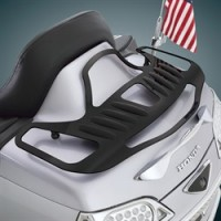 GL1800 Black Contour Luggage Rack